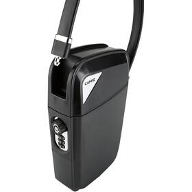 CAMPZ Portable Safe Zaino, black